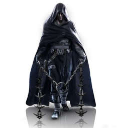 Decimus Harloth (aka Decimus the Merciful)