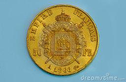 Item, focus (Alcide) - Gold Franc