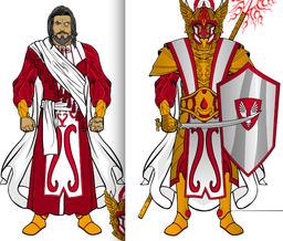 Lord Commander Matthias Bellatoras Barcas