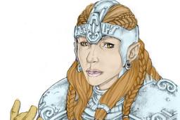 "Theresa ""Thrace"" Ironborn"