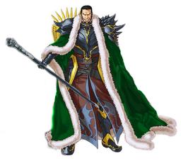 King Kathrael