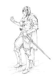 Ser. Baelor Blacktyde (Slain)