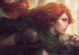 Scarlet Crowe