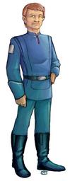 Captain Adrian Verana