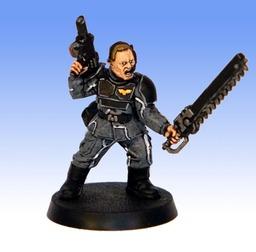 Lieutenant Mormont