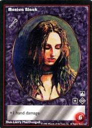 V. Monica Black