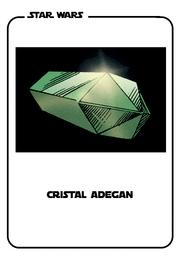 Cristal Adegan