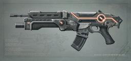 KG-157 Assault Rifle