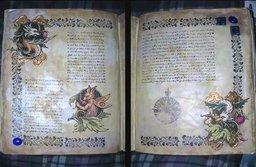 Celeste's Scrollbook