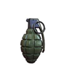 Fragmentary Grenade