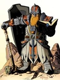 "Spector ""Jimbo"" Gravequest - (Helm's Heroes)"