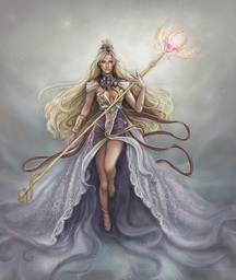 Emaya, Goddess of Peace