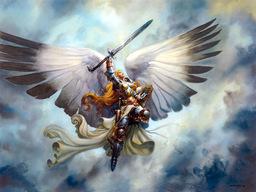 Jennarius, Demi-Goddess of Valor