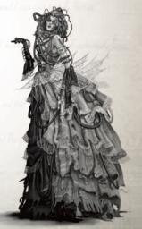 Rogue Trader Du'Landra Melua