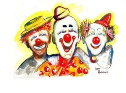 The Swarm of Clowns