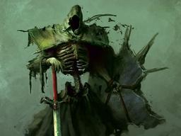 Death Knight Mars