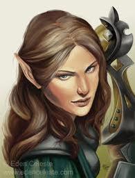Lady Lalia Ravenfeather Dunraven