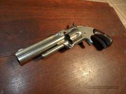 Single Action Revolver Five Shot