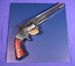 Single Action Revolver Six Shot (SandW)