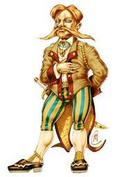 Cornelius Brumptiou Banquat