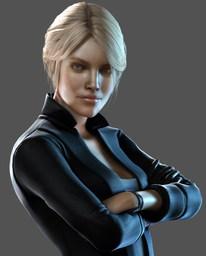 Lieutenant Jessa Dajus