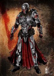 Mandalorian Armor & Combat Cybernetics