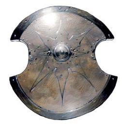 Dhakaan Throwing Shield