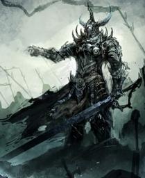 Braxas, Black Knight