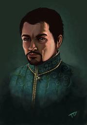 Lord Gilbert Strangewayes