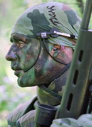 Sergeant Ethan Blackstone