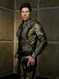 "Trooper Tyron Cameron ""Skullfire"""