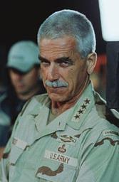 Bridadier General Alexander Orelius