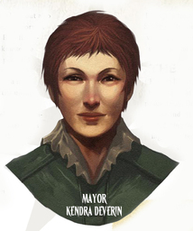 Major Kendra Deverin
