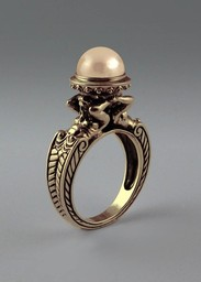 Ancient Pearl Ring