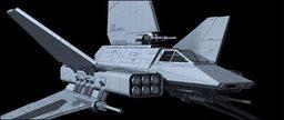 Lord Xan's shuttle