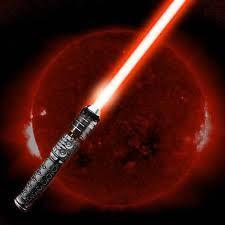 Xan's Lightsaber