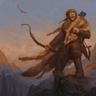 Ulli Gengari, The Warden of the Shudderwood (Ranger)