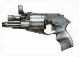 Snub Pistol, Revolver