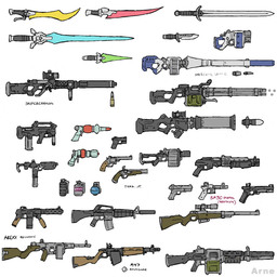 General Weapons