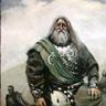 Jarl Balrguf de la tribu Norgrim