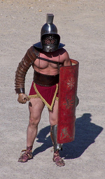 Heavy Gladiator Armor