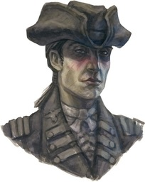 Major Colson Maldris