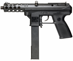 [Pistols] Machine Pistol
