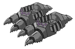 Vanguard Treads