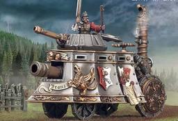 Tank de Vapor