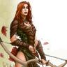 "Alika ""Sureshot"" Voriac, Arrow of Erastil"
