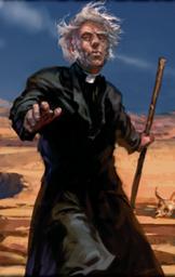 Reverend Ezekiah Grimme