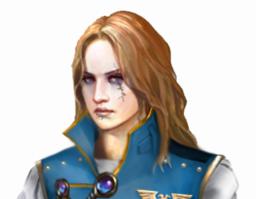 Captain Agnes Raddick