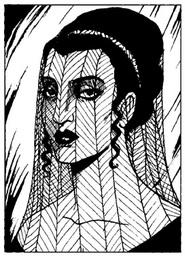 Anna, Dominique's Fate Witch