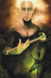 High Priestess Ravastine Silversgleaming